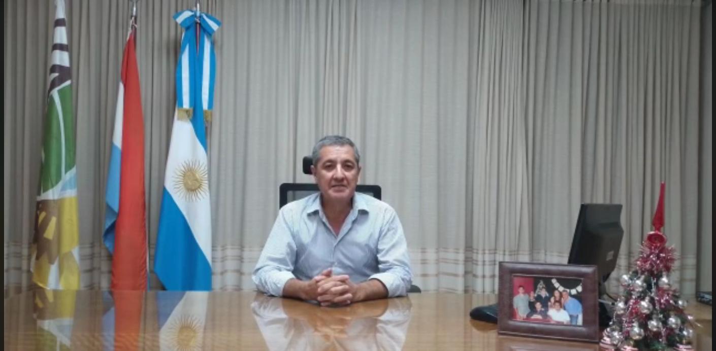Locales: Saludos del Presidente Municipal Sergio Martínez